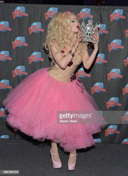 "RuPaul's Drag Race' Season 5 winner Jinkx Monsoon attends ""America's Next Drag Superstar"" of ""RuPaul's Drag Race"" Season 5 at Planet Hollywood Times..."