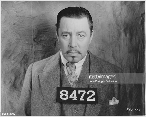 Rupert Borka is a director wanted for murder in the 1929 film The Studion Murder Mystery