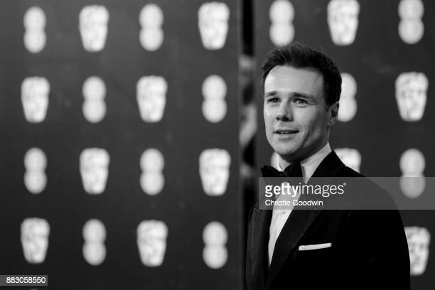 Rupert Evans at the British Academy Film Awards 2017 at The Royal Albert Hall on February 12 2017 in London England
