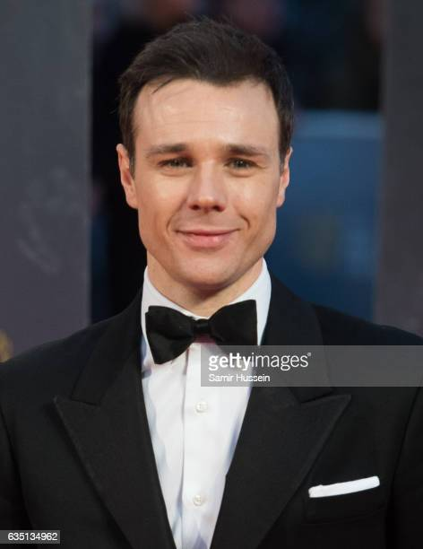 Rupert Evans attends the 70th EE British Academy Film Awards at Royal Albert Hall on February 12 2017 in London England
