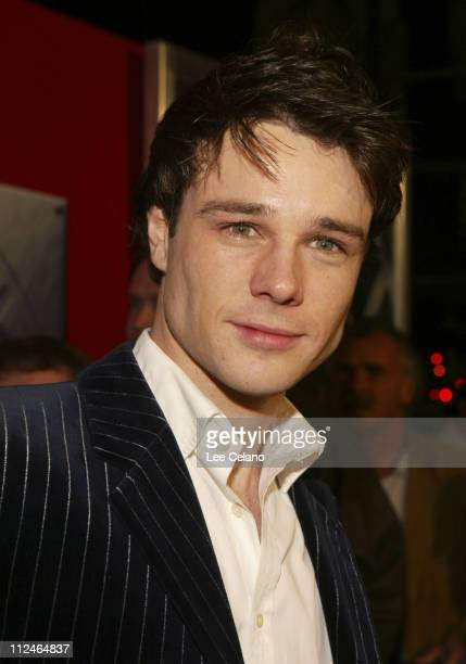 "Rupert Evans during ""Hellboy"" Los Angeles Premiere - Red Carpet at Mann Village Westwood in Westwood, California, United States."