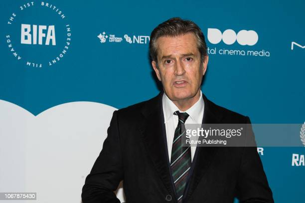 Rupert Everett attends the 21st British Independent Film Awards at Old Billingsgate in the City of London December 02 2018 in London United Kingdom
