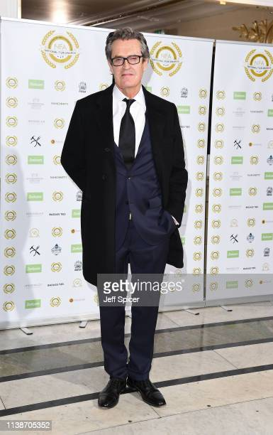 Rupert Everett attends the National Film Awards at Porchester Hall on March 27 2019 in London England
