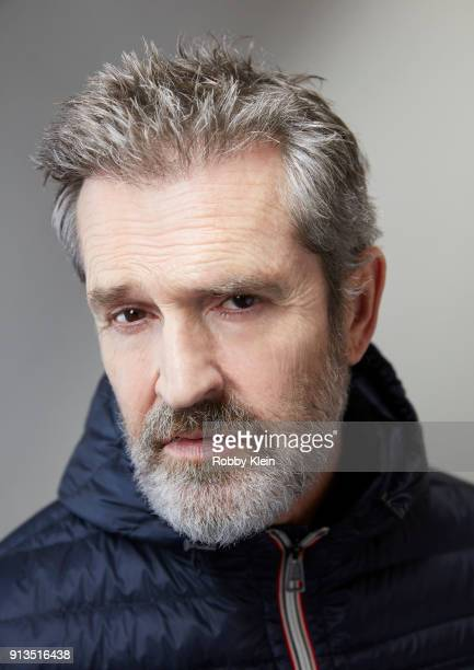 Rupert Everett from the film 'The Happy Prince' poses for a portrait in the YouTube x Getty Images Portrait Studio at 2018 Sundance Film Festival on...