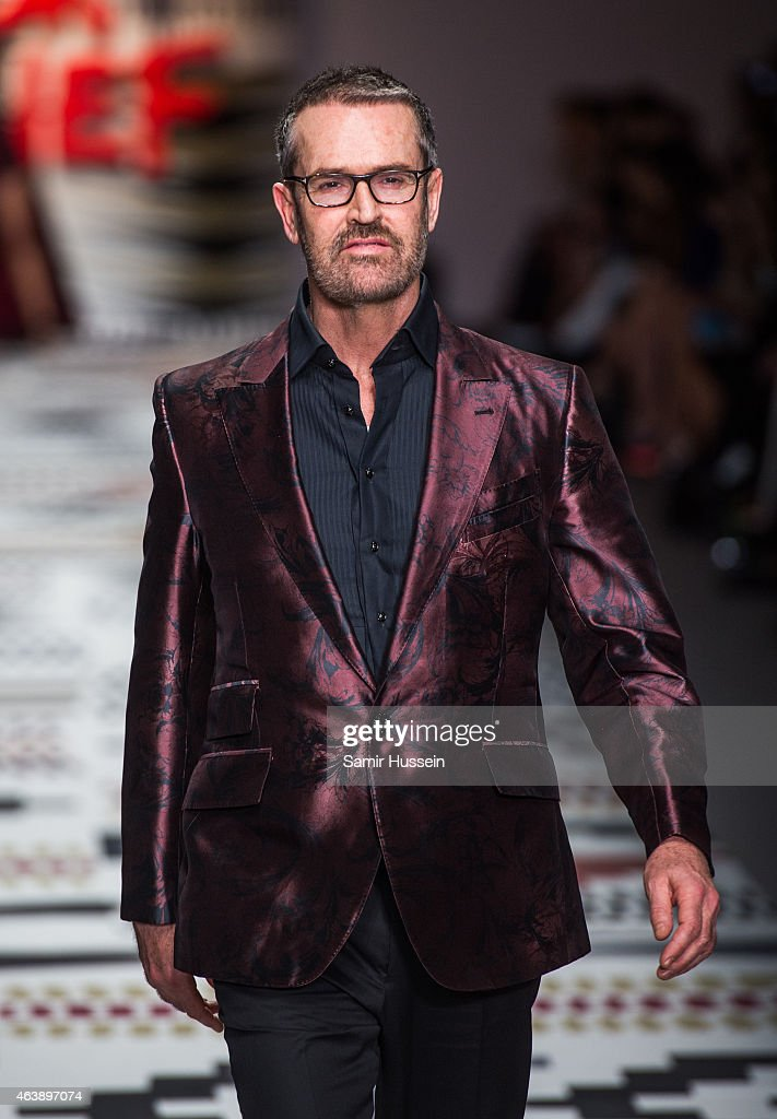 Fashion For Relief - Runway - LFW FW15