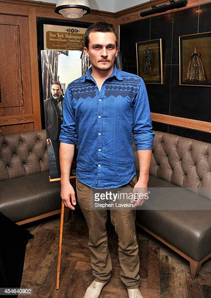 Rupert Friend attends a Private Reception And Screening Of Homeland Season 4 on September 4 2014 in New York City