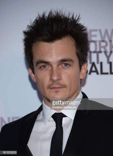 Rupert Friend attends New York City Ballet 2013 Fall Gala at David H Koch Theater Lincoln Center on September 19 2013 in New York City