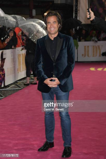 """Rupert Goold attends the European Premiere of """"Judy"""" at The Curzon Mayfair on September 30, 2019 in London, England."""
