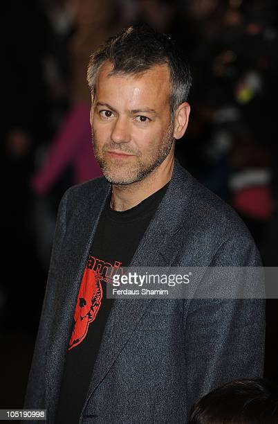 Rupert Graves attends the European premiere of 'Despicable Me' at Empire Leicester Square on October 11 2010 in London England