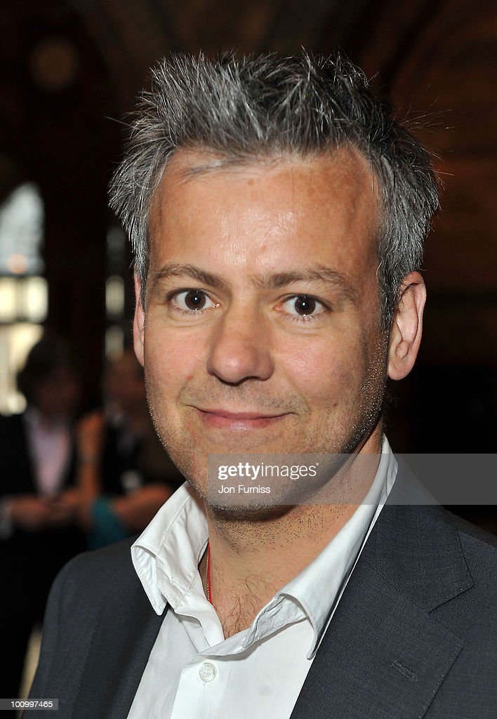 Rupert Graves attends the launch party for 'The Deep' exhibition at Natural History Museum on May 26, 2010 in London, England.
