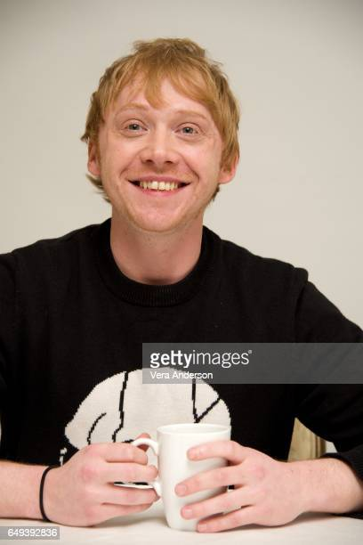 Rupert Grint at the 'Snatch' Press Conference at the Four Seasons Hotel on March 6 2017 in Beverly Hills California