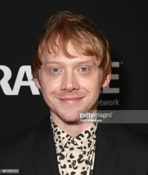 Rupert Grint attends a premiere screening of Crackle's 'Snatch' at Arclight Cinemas Culver City on March 9 2017 in Culver City California