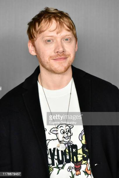Rupert Grint attends Servant Panel during New York Comic Con at Hammerstein Ballroom on October 03 2019 in New York City