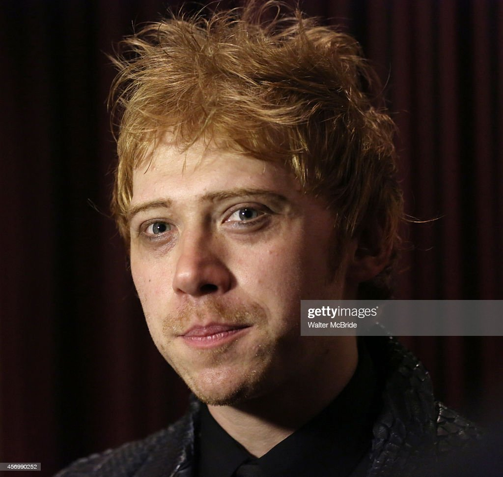Rupert Grint attends the Broadway Opening Night Performance After Party for 'It's Only A Play' at the Mariott Marquis on October 9, 2014 in New York City.