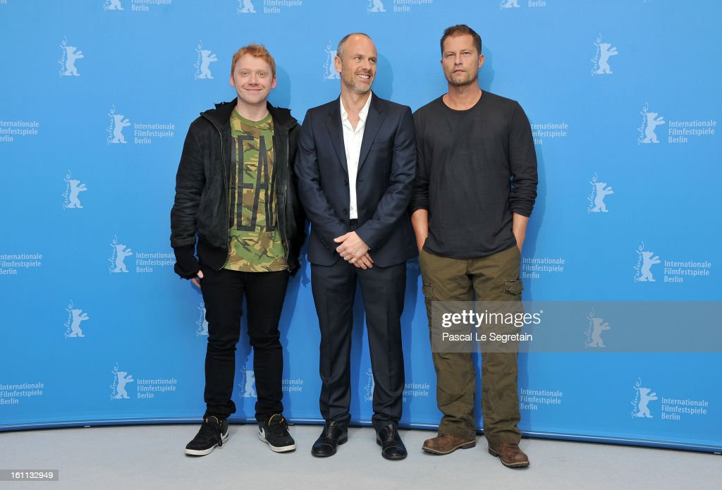 'The Necessary Death of Charlie Countryman' Photocall - 63rd Berlinale International Film Festival