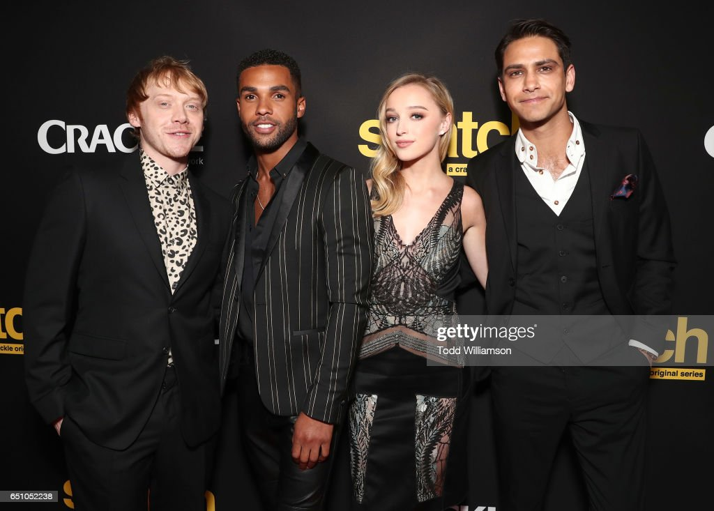 """Premiere Screening of Crackle's """"Snatch"""" - Red Carpet"""