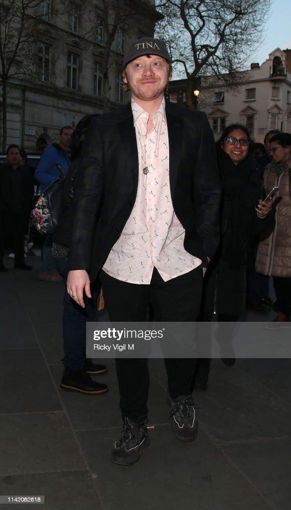 London Celebrity Sightings -  April 11, 2019 : News Photo