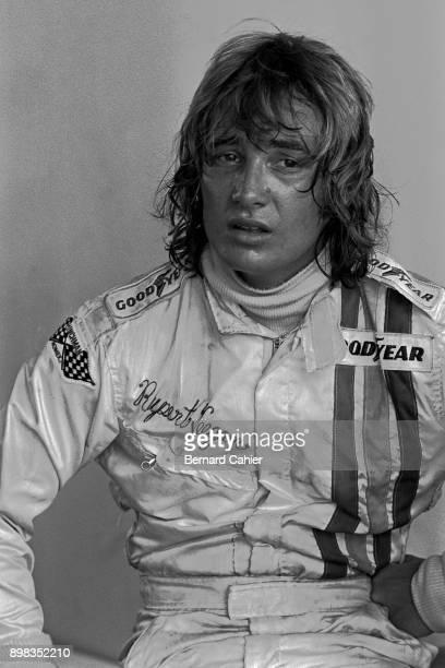 Rupert Keegan Grand Prix of Argentina Autodromo Oscar Alfredo Galvez Buenos Aires 15 January 1978