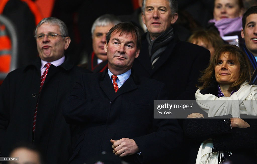 Southampton v Manchester United - FA Cup 3rd Round : News Photo
