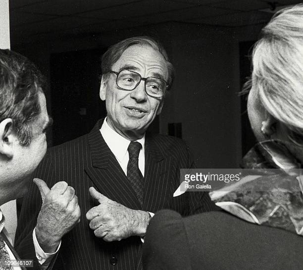 """Rupert Murdoch during """"New York Post"""" New York City Press Conference at New York Post Office in New York City, New York, United States."""