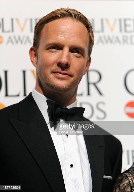 Rupert Penry Jones during The Laurence Olivier Awards at the Royal Opera House on April 28 2013 in London England