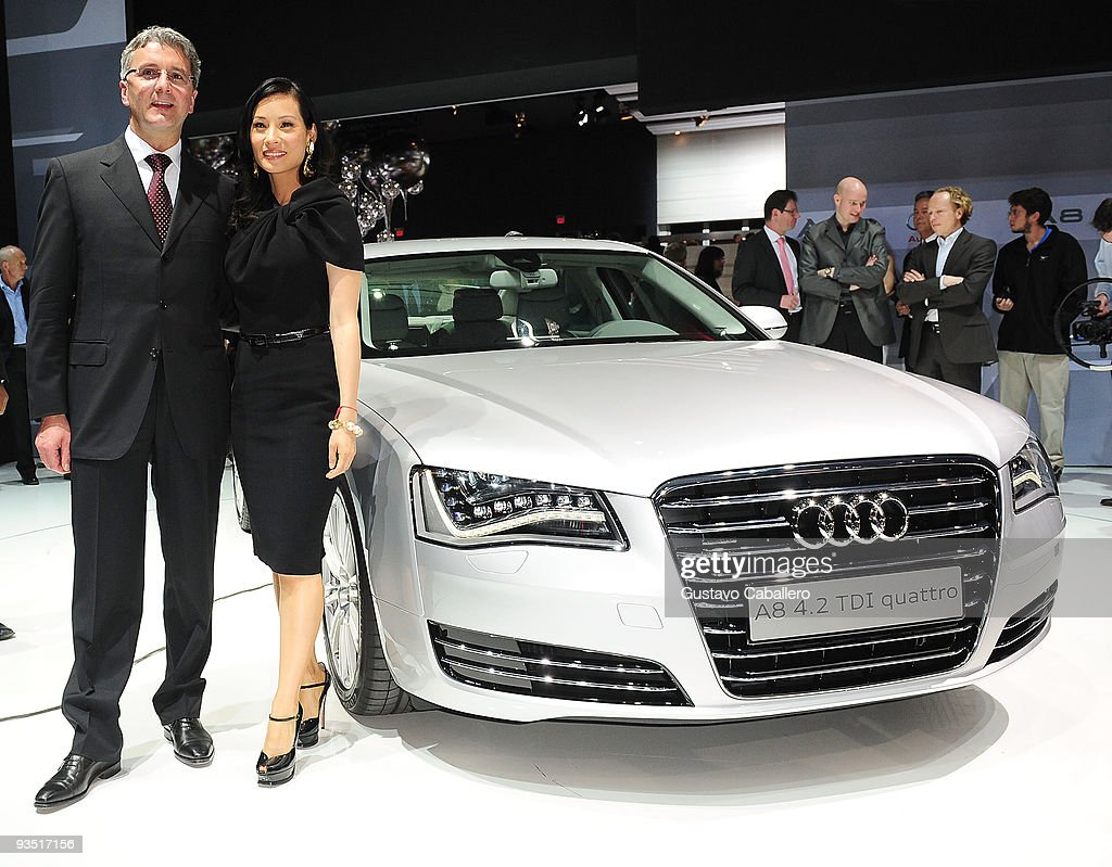 Audi Celebrates 'The Art of Progress' World-premiere of the new Audi A8