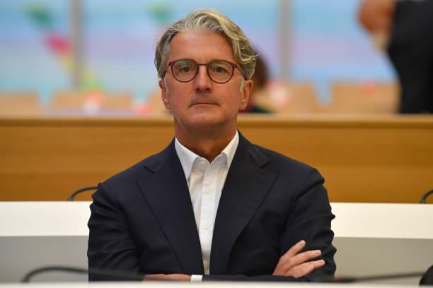 DEU: Rupert Stadler, Former Audi Head, Goes In Trial In Munich
