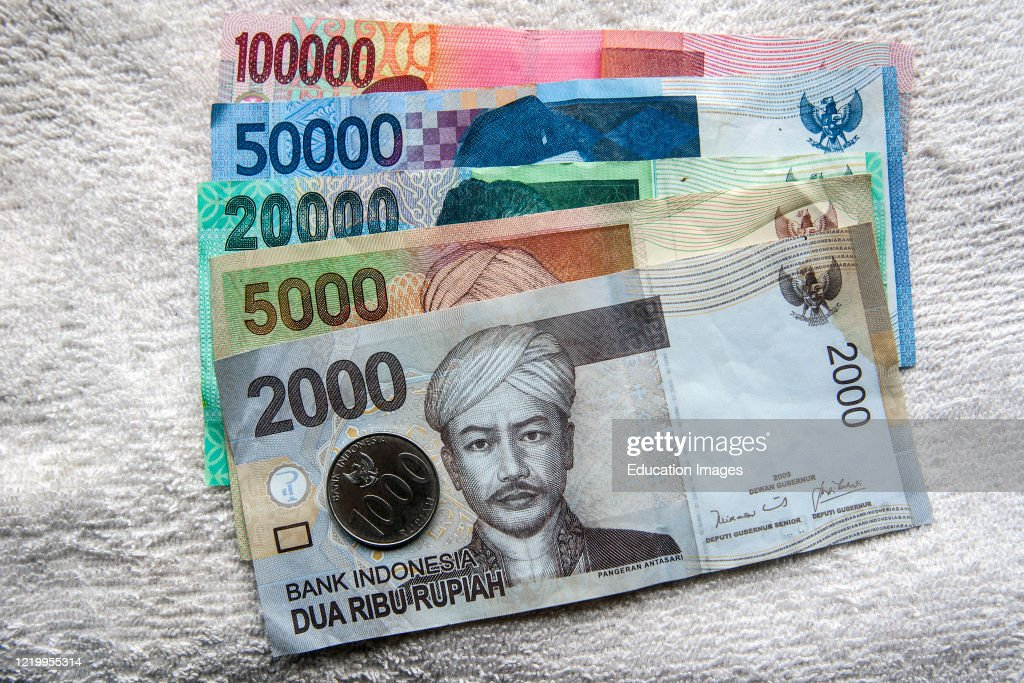 Rupiah Currency Bali Indonesia News Photo Getty Images