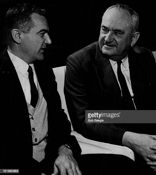MAR 16 1960 MAR 17 1960 Rupp Adolph 'Now Here's How I See It' Adolph Rupp famed University of Kentucky basketball coach talks over the coming NCAA...