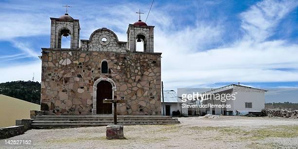 Rural Church south of Chihuahua