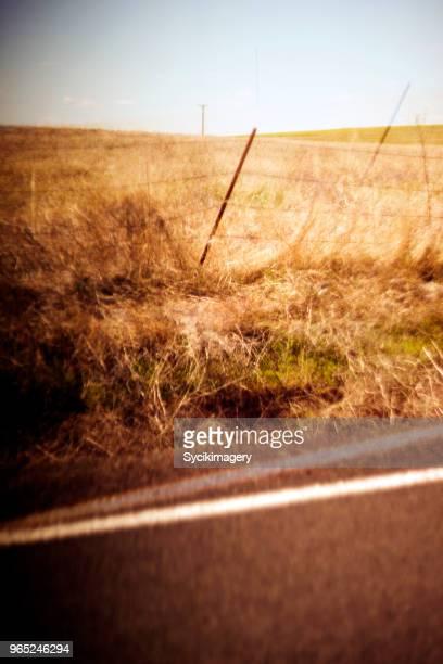 Rural composite along roadside
