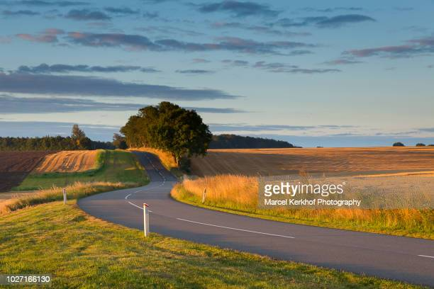 rural denmark - rural scene stock pictures, royalty-free photos & images