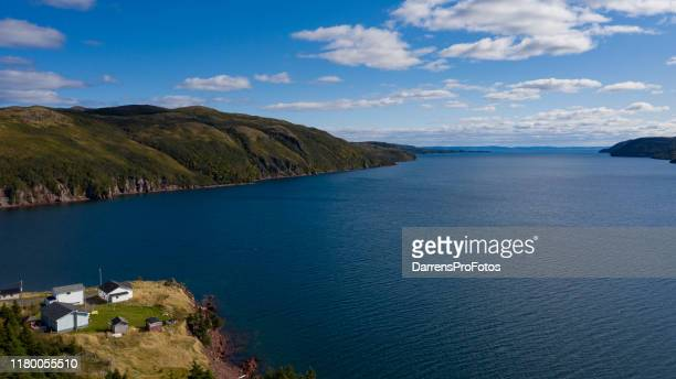 rural east coast - newfoundland and labrador stock pictures, royalty-free photos & images