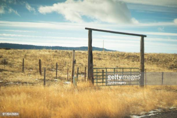 rural eastern oregon - ranch stock pictures, royalty-free photos & images