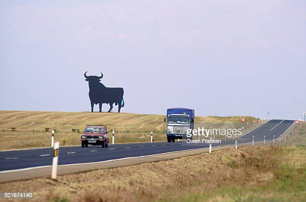 Rural Highway by Bull Billboard