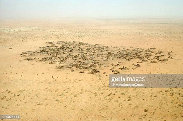 Rural Homesteads Sudan Kordofan Province Village Homesteads 30 Million People Live In The Sahel The Area Is Vulnerable To Erosion And Drought