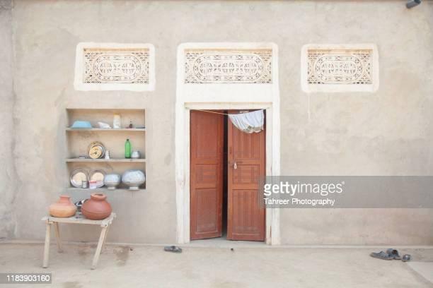 a rural house in punjab - punjabe - fotografias e filmes do acervo