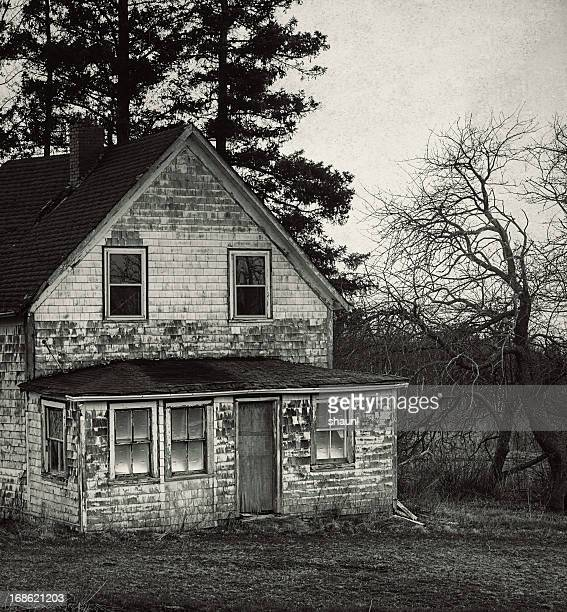rural neglect - bad condition stock photos and pictures