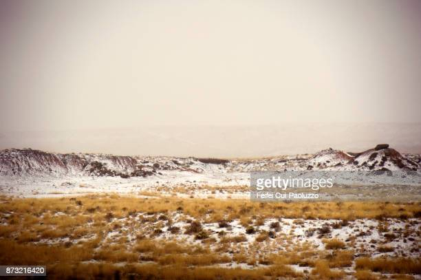 rural scene at sanders, arizona, usa - apache stock pictures, royalty-free photos & images