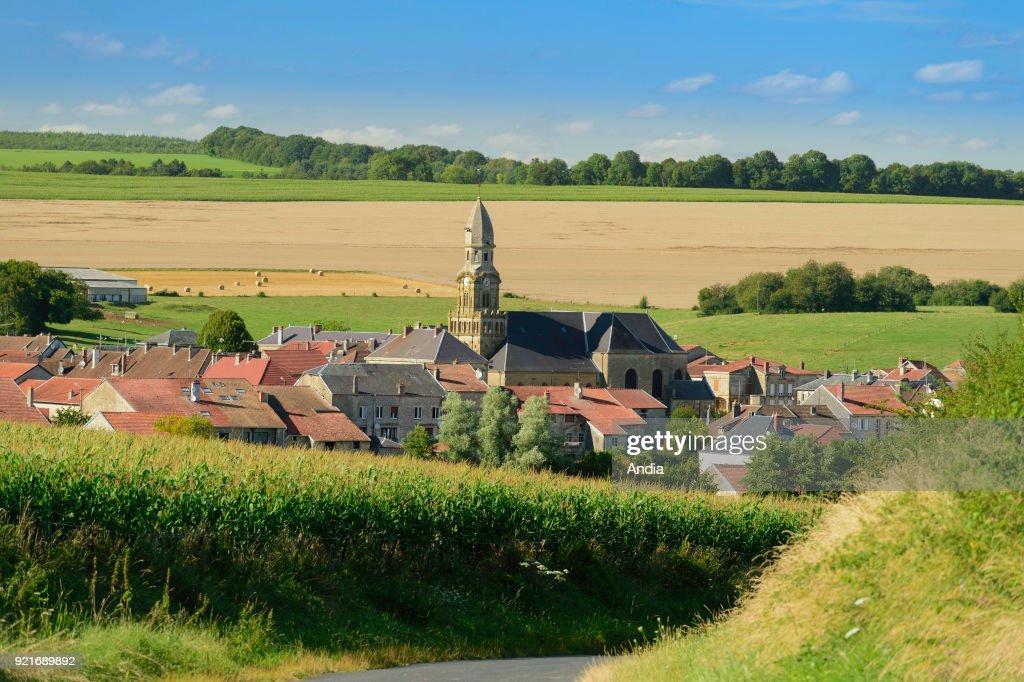 Beaumont-en-Argonne. : News Photo