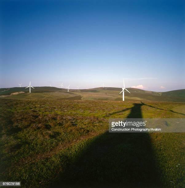 Rural wind turbines .