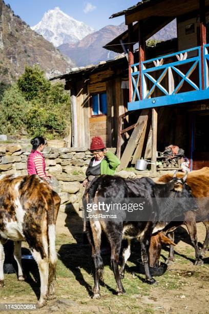 Las mujeres rurales