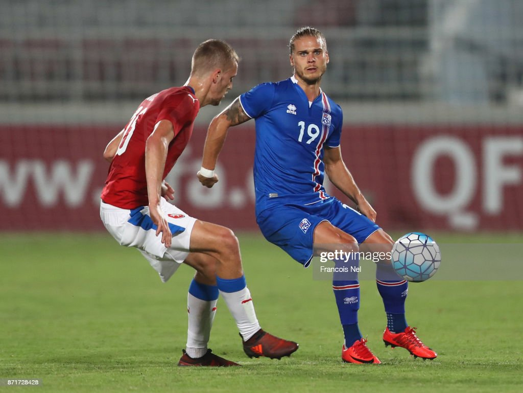 Iceland v Czech Republic - International Friendly