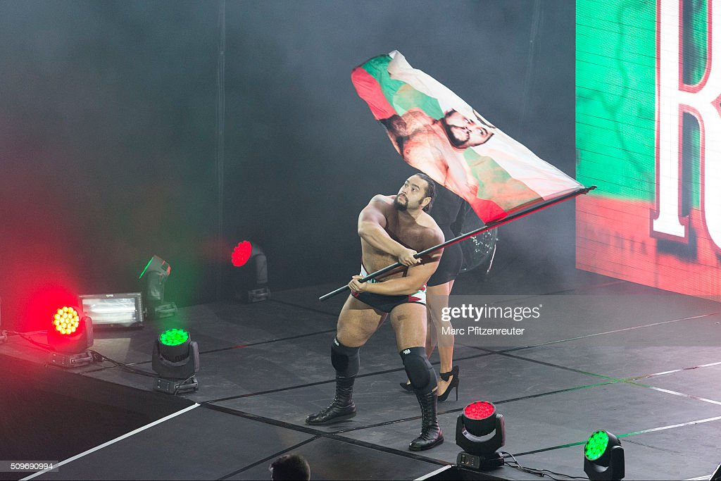 WWE Germany Live Cologne - Road To Wrestlemania : News Photo
