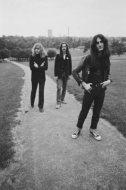 Rush On Parliament Hill