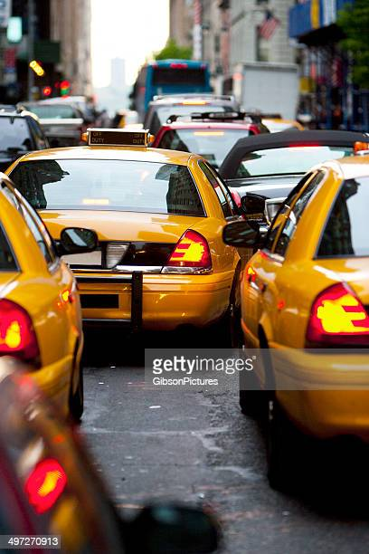 Rush-Hour in New York City