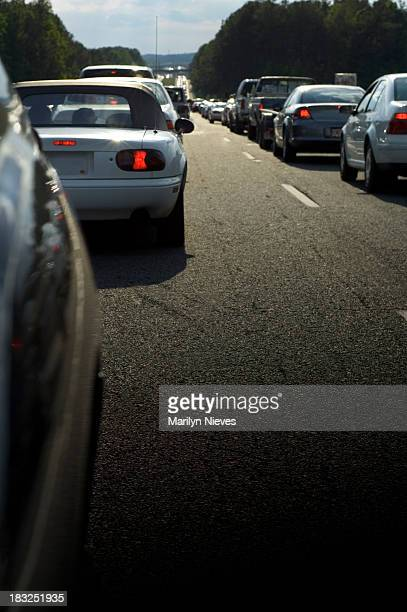 rush hour - evacuation stock pictures, royalty-free photos & images