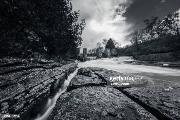 rush - dustin abbott photos et images de collection