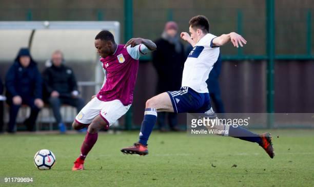Rushian HepburnMurphy of Aston Villa scores for Aston Villa during the Premier League 2 match between Aston Villa and Middlesbrough at Bodymoor Heath...