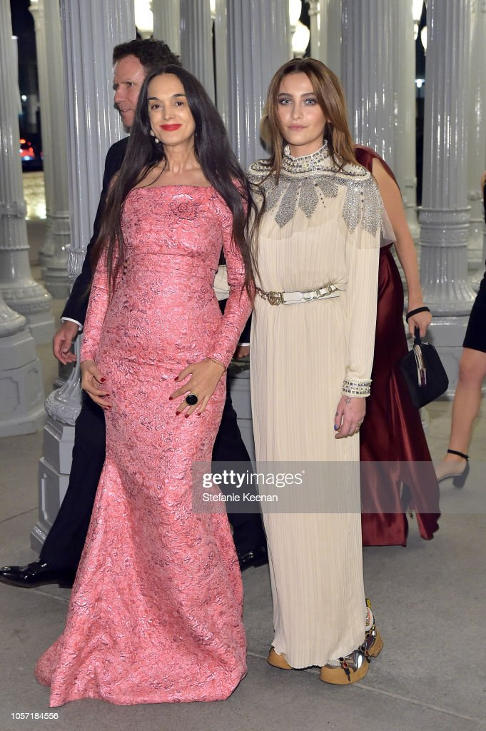 2018 LACMA Art + Film Gala Honoring Catherine Opie And Guillermo del Toro Presented By Gucci - Inside : News Photo